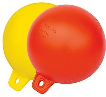 Flotador Plastico con 1 Anilla Plastimo Rojo/20cm/15cm/10mm/12mm: Amazon.es: Deportes y aire libre