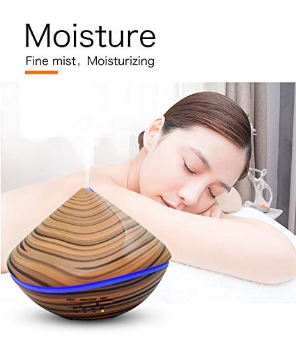 Appreciis Aromatherapy with Lights Changing/Aromatherapy Machine Diffuser Aroma Essential