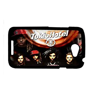 Generic For Htc Ones Printing Tokio Hotel Abstract Back Phone Cover For Girl Choose Design 1