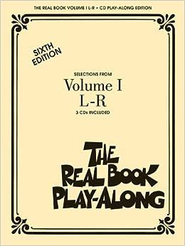Book Real Book Vol. 1 L-RPlay-Along CDs (Real Book Play-Along)