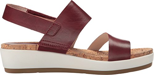 0914 Sandal Burgundy Mykonos Sandal 0914 Mykonos Sandal W1G W1G Burgundy 0914 W1G qaO1nwzq