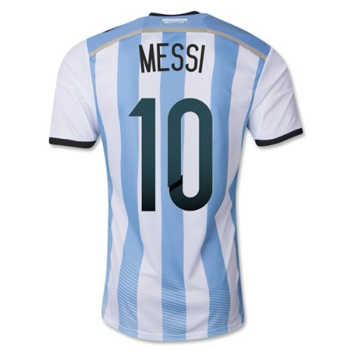 8ec6e8389 85%OFF Argentina Messi  10 World cup Home Kids Soccer Jersey Size Youth for