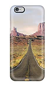 CharlesRaymondBaylor Scratch-free Phone Case For iphone 6 plus - Retail Packaging - Road
