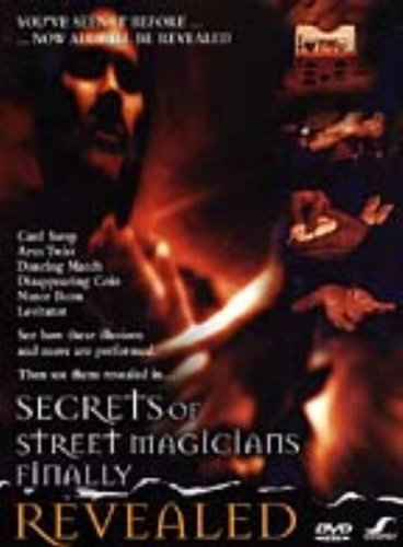 Secrets Of The Street Magician - Revealed [DVD]