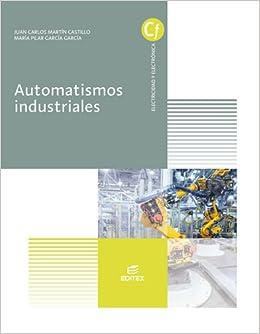 descargar libro automatismos industriales editex pdf