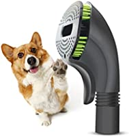 F Fityle Aspirador de Pelo de Perro Peine de Mascotas Removedor ...