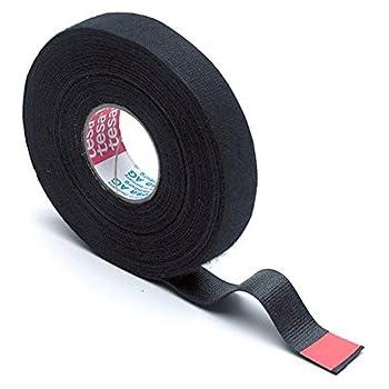 Tesa 51608 15 Original Wiring Loom Harness Adhesive Cloth Fabric Tape (19 mm x 25 m)