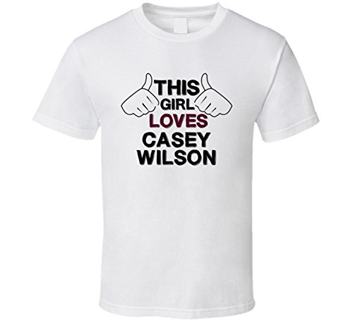 This Girl Loves Casey Wilson Thumbs Love Cool Stand Up Co...