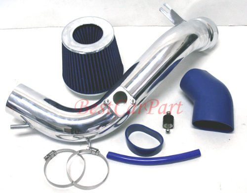 03 04 05 06 07 08 Mazda 6 Mazda6 V6 Cold Air Intake Blue ( Included Air Filter) #Cai-mz004blue