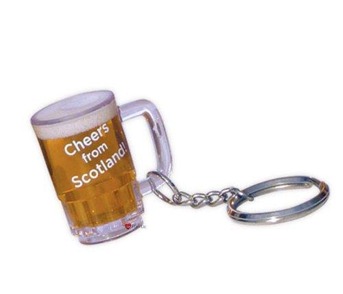 Novelty Beermug Beermug Scotland Cheers B00AGEHPXK From Scotland Keyring B00AGEHPXK, エビス堂百貨店:1d03f391 --- awardsame.club