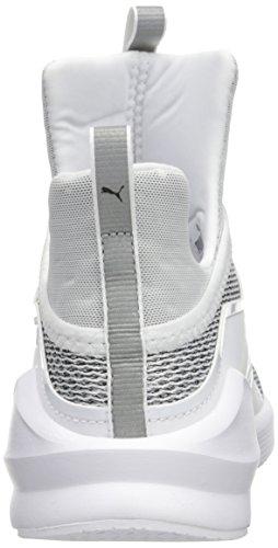 Puma Damen Fierce Gold Hohe Sneakers Puma White