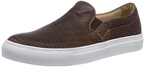 Pantofola DOro FORO ITALICO Damen Sneakers Braun (76 SIGARO)