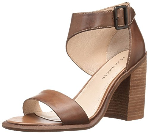 Kelsi Dagger Brooklyn Women's Mayfair Dress Sandal, Tan, 8.5 M - Shops Mayfair
