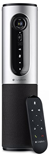 Logitech ConferenceCam Connect All-in-One Video Collaboration Solution for Small Groups – Full HD 1080p Video