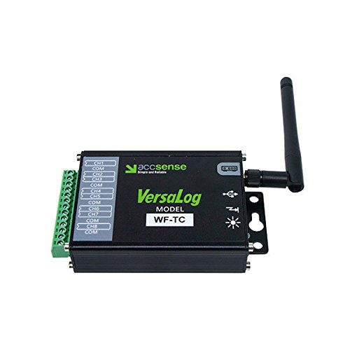 VersaLog VL-WF-TC WiFi Thermocouple Data Logger (Module Remote Digital Input)