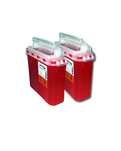 Bestselling Dental Sharps Containers