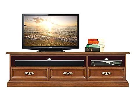 Arteferretto Porta tv vano soundbar, mobile basso per tv, base tv ...