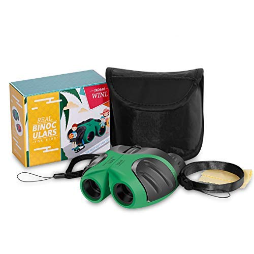 JRD&BS WINL Compact Shock Proof Binocular for Kids Toys for Children Best Gifts-Birthday Gifts for Kids [並行輸入品] B07TMPJBKF