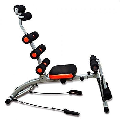 2 opinioni per Six Pack Care Exercise Panca addominali e dorsali