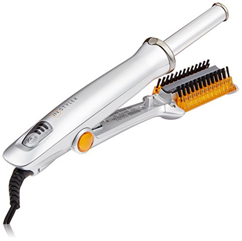 InStyler Original Rotating Hot Iron, Silver, 3/4 Inch