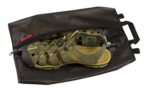 41M3qgYv%2BTL - Eagle Creek Pack-It Shoe Sac Packing Organizer, Black