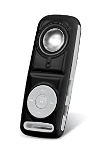 Curtis SMP4029 Sylvania 4 GB MP3 Player with Built in Hi-Fi Speaker and Expandable Memory Slot (Black) (Discontinued by Manufacturer)