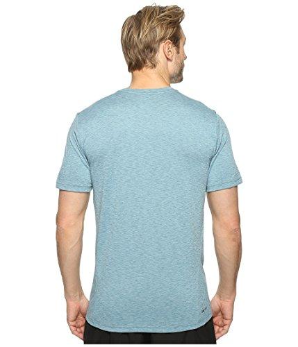 Jordan Nike Mens Loopt Training T-shirt Mica Blauw
