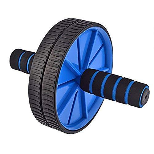 Good Times Ab Wheel, Ab Wheel Roller met 18 cm wielen, Ab Wheel Roller met kniesteun, buiktrainer met kniemat voor…