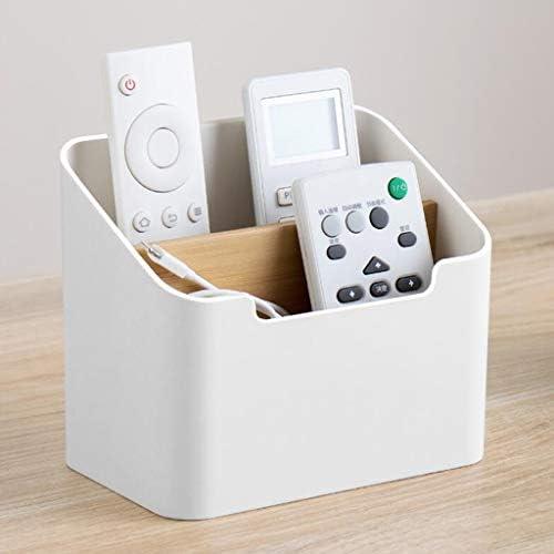 YUEDAI Stifthalter kreative Mode Aufbewahrungsbox Desktop-Dekoration einfache Bürobedarf Stifthalter Schreibwarenständer Desktop Couchtisch Schlüssel Fernbedienung Aufbewahrungsbox