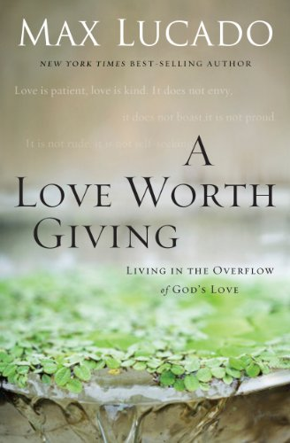 A Love Worth Giving (The Bestseller Collection) cover