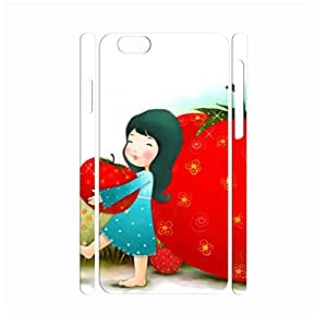 Comfortable Delicious fruit series Protective Snap On Hard Plastic Case for Iphone 6 Case - 4.7 Inch
