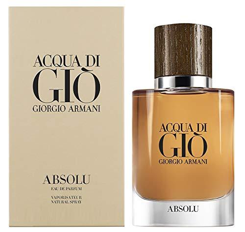 Armani Acqua Di Gio Absolu for Men Eau De Parfum Spray 1.35 Oz