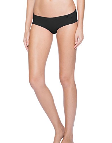 Champion Women's Absolute Hipster, Black, L