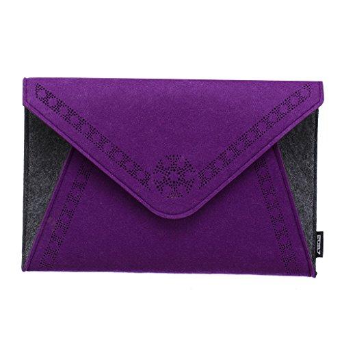 Sac à Portefeuille Femme Pochette Main Violet Soirée Monnaie Sac 2087 02 Porte 58O7q1xna