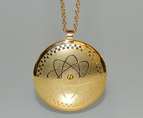 quantum scalar energy pendant - 9