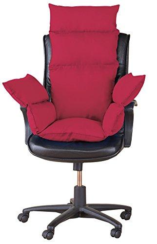 Cozy Cushion - Extra Support Cozy Chair Cushion, Burgundy