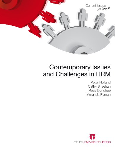 Contemporary Issues and Challenges in Human Resource Management (Current Issues at Work)