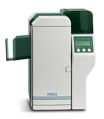 Nisca PR5350 doble cara tarjeta de identificación impresora ...