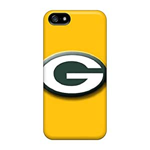 New Style Leeler Hard Case Cover For Iphone 5c- Green Bay Packers