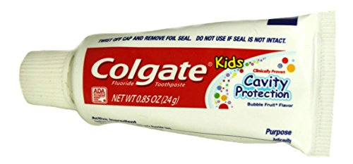 Colgate Cavity Protection Toothpaste Travel