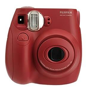 Fujifilm Instax Mini 7s Red Instant Film Camera