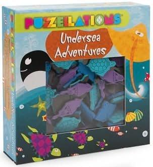 Puzzellations Undersea Adventures Sterling