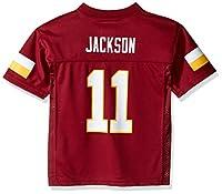 NFL Washington Redskins Boys Player Fashion jersey, Dark Cardinal, Large (7)