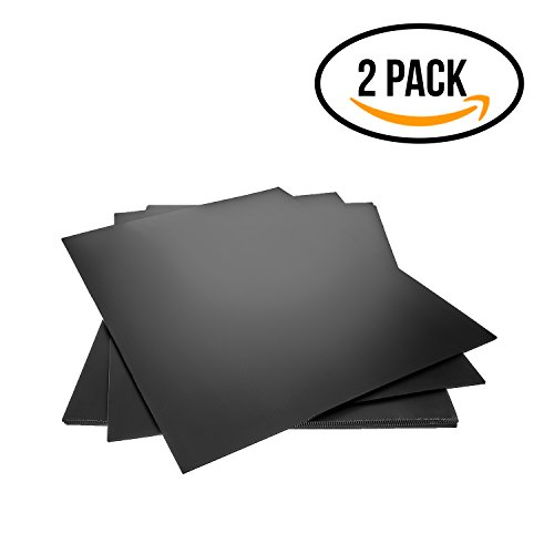 Available Sign (Source One Premium A Frame Replacement Sheets Coroplast Plastic Sign Boards White, Black, Yellow & Blue Available in Multiple Sizes (24 x 24-2 Pack, Black))