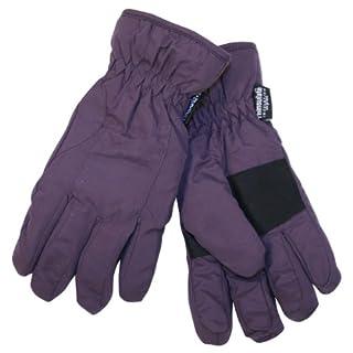 Women's Microfiber Winter Ski Gloves - Purple - Medium (B009PI8ID4) | Amazon price tracker / tracking, Amazon price history charts, Amazon price watches, Amazon price drop alerts