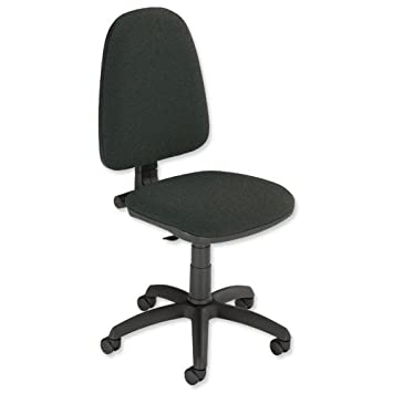 Trexus Office Operator Chair Permanent Contact High Back H510m