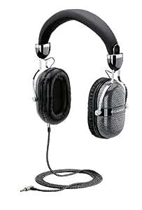 Blaupunkt DJ 112 Silver Edition - Auriculares para DJ