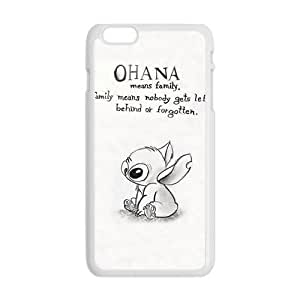 Ohana smart creature Cell Phone Case for iPhone plus 6
