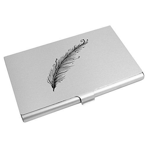 Feather' Credit 'Long Card Holder Azeeda Business CH00001801 Card Wallet 5wpBxWqC