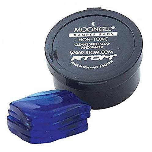 Moongel Resonance Pads (Moongels For Drums)